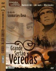 DVD GRANDE SERTAO VEREDAS - NACIONAL