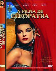 DVD A FILHA DE CLEOPATRA - DEBRA PAGET