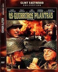DVD OS GUERREIROS PILANTRAS - CLINT EASTWOOD