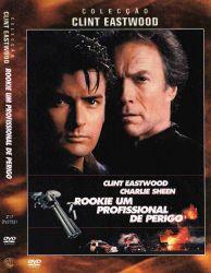 DVD ROOKIE UM PROFISSIONAL EM PERIGO - LEGENDADO - CLINT EASTWOOD