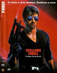 DVD STALLONE COBRA- SYLVESTER STALLONE