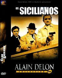 DVD OS SICILIANOS - ALAIN DELON