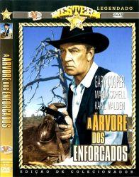 DVD A ARVORE DOS ENFORCADOS - GARY COOPER