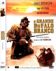 DVD O GRANDE BUFALO BRANCO - DUBLADO - CHARLES BRONSON