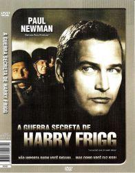 DVD A GUERRA SECRETA DE HARRY FRIGG