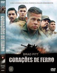 DVD CORAÇOES DE FERRO - BRAD PITT