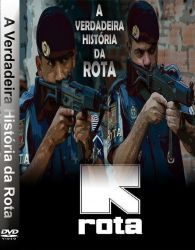 DVD A VERDADEIRA HISTORIA DA ROTA