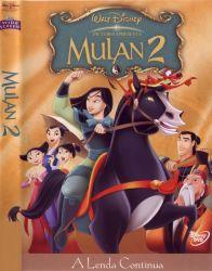 DVD MULAN 2