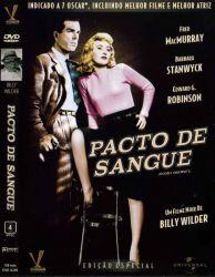 DVD PACTO DE SANGUE