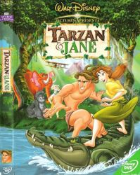 DVD TARZAN E JANE