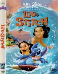 DVD LILO E STITCH