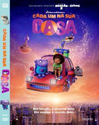 DVD CADA UM NA SUA CASA