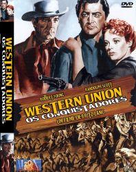 DVD OS CONQUISTADORES- RANDOLPH SCOTT
