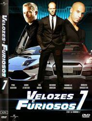 DVD VELOZES E FURIOSOS 7