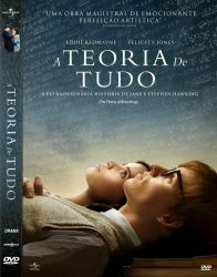 DVD A TEORIA DE TUDO