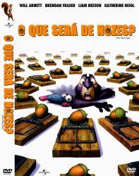 DVD O QUE SERA DE NOZES