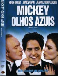 DVD MICKEY OLHOS AZUIS