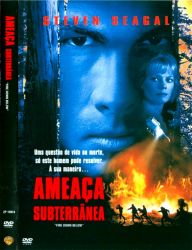 DVD AMEAÇA SUBTERRANEA - STEVEN SEAGAL