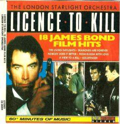 CD 007 - THE LONDON STARLIGHT ORCHESTRA - 18 TEMAS MUSICAIS