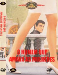 DVD O HOMEM QUE AMAVA AS MULHERES