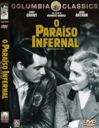 DVD O PARAISO INFERNAL - CARY GRANT