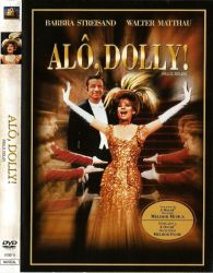 DVD ALO DOLLY - BARBARA STREISAND