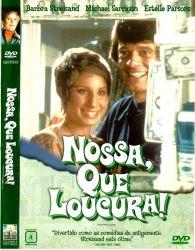 DVD NOSSA QUE LOUCURA - BARBARA STREISAND