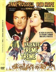 DVD O VALENTE TREME TREME - BOB HOPE