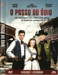 DVD O PASSO DO ODIO - ROBERT RYAN