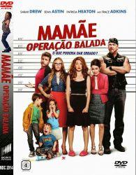 DVD MAMAE - OPERAÇAO BALADA
