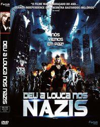 DVD DEU A LOUCA NOS NAZIS