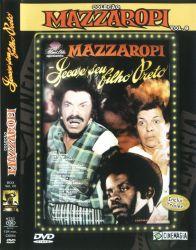 DVD MAZZAROPI - JECA E SEU FILHO PRETO