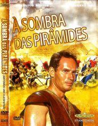 DVD A SOMBRA DAS PIRAMIDES - CHARLTON HESTON