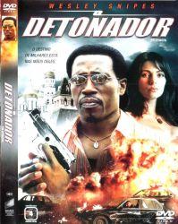 DVD O DETONADOR - ORIGINAL - WESLEY SNIPES