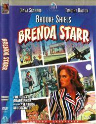 DVD BRENDA STARR - ORIGINAL - BROOKE SHIELS
