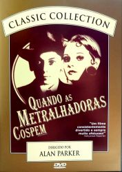 DVD QUANDO AS METRALHADORAS COSPEM - JODIE FOSTER