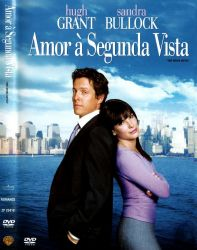 DVD AMOR A SEGUNDA VISTA - ORIGINAL