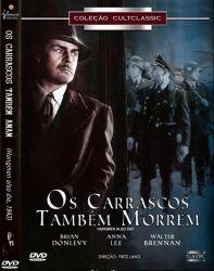DVD OS CARRASCOS TAMBEM MORREM - 1943