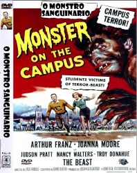 DVD O MONSTRO SANGUINARIO - 1958