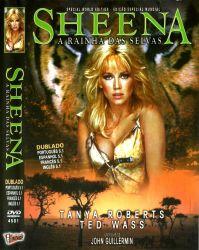 DVD SHEENA A RAINHA DAS SELVAS