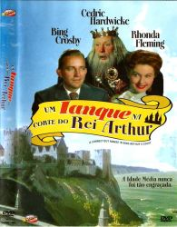 DVD UM IANQUE NA CORTE DO REI ARTHUR - ORIGINAL