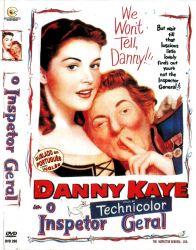 DVD O INSPETOR GERAL - DANNY KAYE
