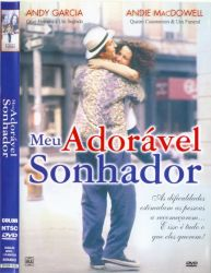 DVD MEU ADORAVEL SONHADOR - ANDY GARCIA