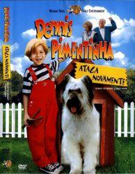 DVD DENNIS O PIMENTINHA - ATACA NOVAMENTE