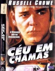 DVD CEU EM CHAMAS - RUSSELL CROWE