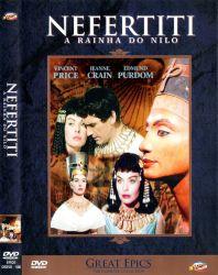 DVD NEFERTITI - A RAINHA DO NILO