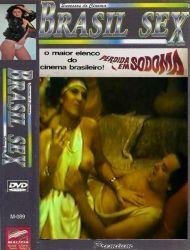 DVD PERDIDA EM SODOMA - PORNOCHANCHADA