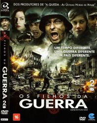 DVD OS FILHOS DA GUERRA - DUPLO - VOLKER BRUCH