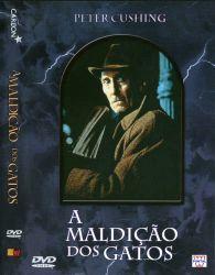 DVD A MALDIÇAO DOS GATOS - 1977