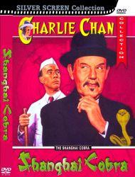 DVD CHARLIE CHAN - SHANGHAI COBRA - 1945